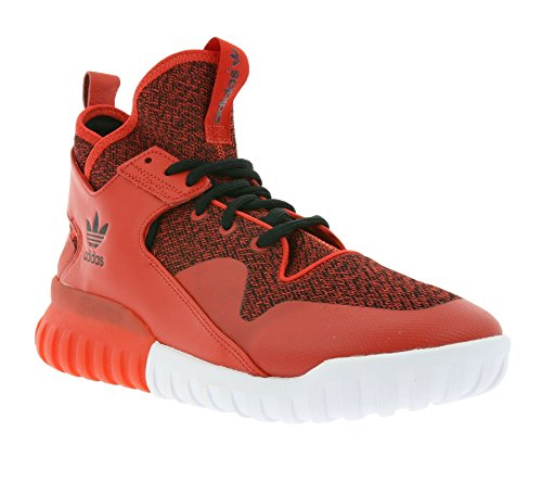 adidas Tubular X Red Red Black Rouge