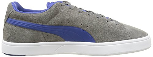 SUEDE S periscope-jasmine green 15/16 Puma Steel Gray/Limoges