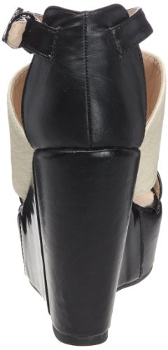 Friis & Company Angel, Damen Pumps Schwarz (Noir (Black))