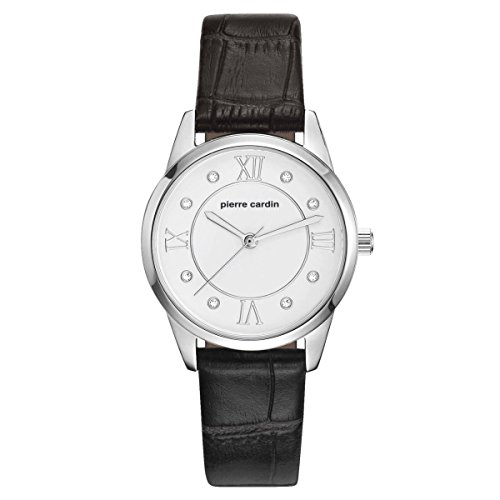 Pierre Cardin Ladies 'Watch Troca Femme Leather PC107892 °F01