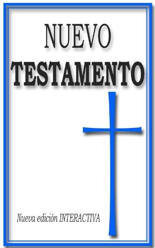 Nuevo Testamento Cristiano (Libros Sagrados Interactivos)