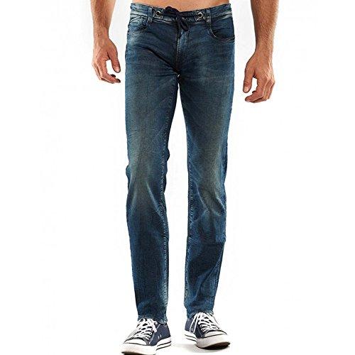 Le Temps des Cerises -  Pantaloni  - Uomo blu 33