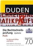 DUDEN Die Rechtschreibprüfung PLUS Update f.MS Office u.Works, Korrektor 7.0