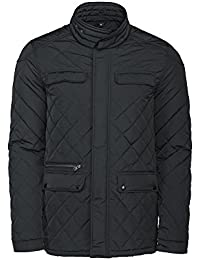 James Harvest Jacke Outdoor Herren Blouson Steppjacke Freizeit Bomber Jacket von noTrash2003