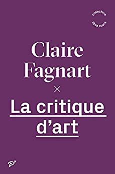 La critique dart (Libre cours)