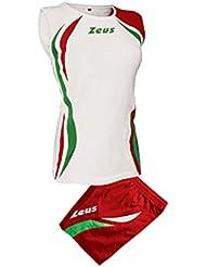 Zeus - Equipement volley maillot + short Klima