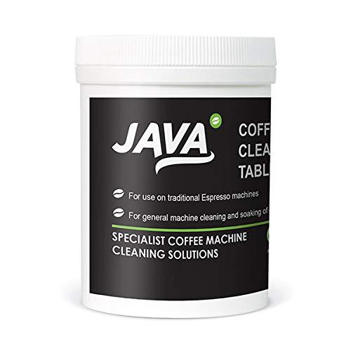 Java Kaffeevollautomaten Reinigungstabletten (100 Stück) Profi Espresso Cappuccino