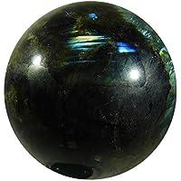 britain-e-spheres Kristall–ein wunderschöner 44,9mm (ca. 128G) geschliffen & poliert Labradorit Kristall '... preisvergleich bei billige-tabletten.eu