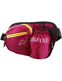 Unisex Breathable Running Jogging Bottle Pocket Outdoor Sports Waist Bag