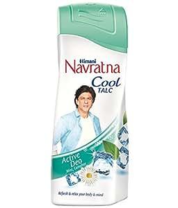 Navratna Cool Talc Active Deo, 50g
