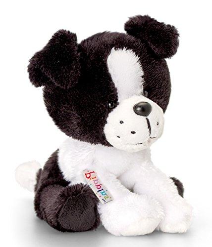 Preisvergleich Produktbild Plüschtier Hund Border Collie Paddy, Plüschhund Kuscheltier Pippins ca. 14 cm