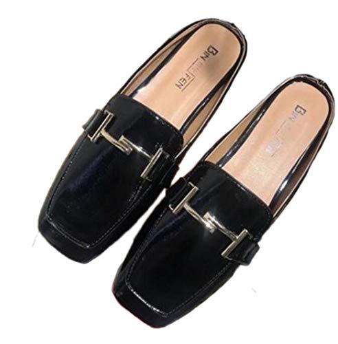 NIKIMI Spring Home Pantoffeln Warme Damen Herren weiche Innen-terlik Cotton-Padded Lovers Paar nach Hause Schlafzimmer Schuhe