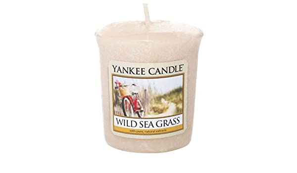 YANKEE CANDLE Candela profumata fragranza alghe Marine