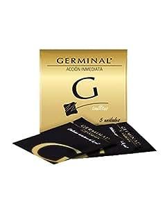 GERMINAL ACCION INMEDIATA TOALLITAS 5 U
