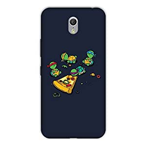 HAPPYGRUMPY DESIGNER BACK COVER FOR LENOVO ZUK Z1