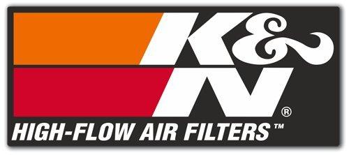 Aufkleber wählbar Adhesivo Sticker für Auto und Motorrad K & N high-flow Air Filters 210x 4cm Aufkleber Autocollant