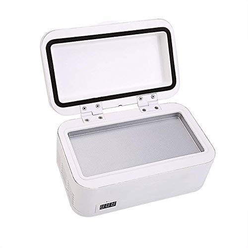 Mini Recargable Portátil Insulina Nevera Viaje Caja Pantalla LCD 2-8 ° C