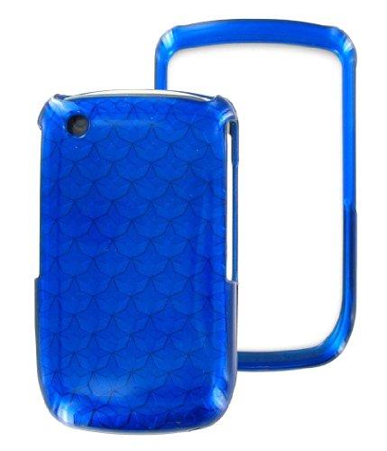 OEM Verizon Schutzhülle Zum Aufstecken für Blackberry Curve 3G 9330(Muster Blau) Verizon Wireless Blackberry Curve