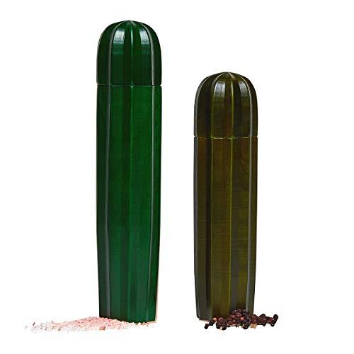Doiy dycactigr Salt and Pepper Mills - Kaktus Salz