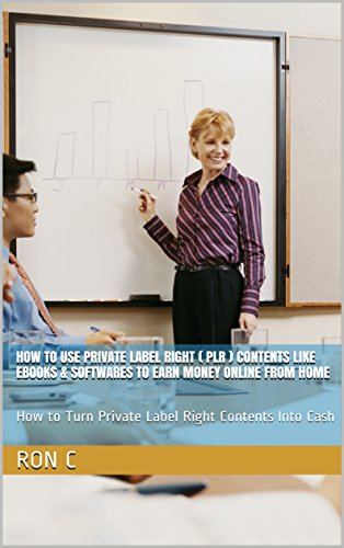 How to Use Private Label Right (PLR)  Contents Like Ebooks ...