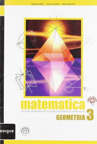 Matematica. Con espansione online. Per la Scuola media: 3