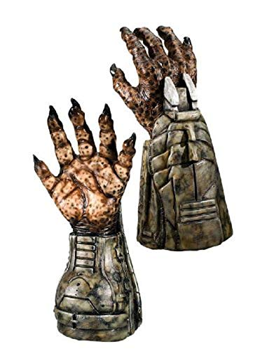 Predator Handschuhe (Alien Halloween Kostüme Für Erwachsene)
