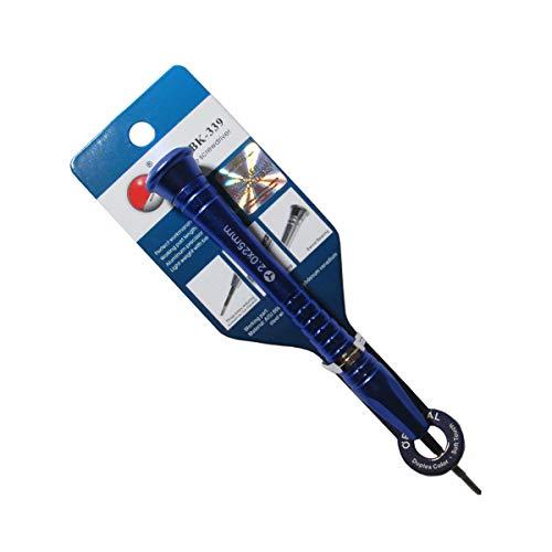 Baku Y 2.0mm Schraubenzieher/Schraubendreher für Wii, Nintendo DS, Nintendo DS Lite, Gameboy Advance, SP und andere Y-Form Schrauben