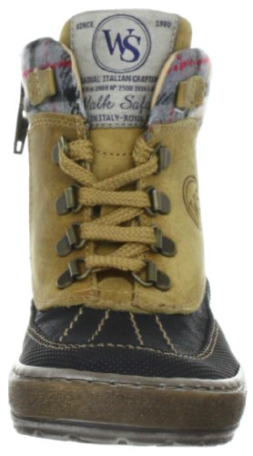 Walk Safari CIRO PWB9326A, Boots garçon Noir 7