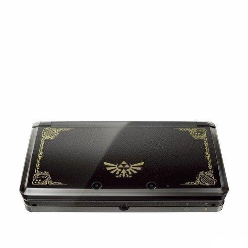 Nintendo 3DS - Limited Edition with The Legend of Zelda Ocarina of Time 3D by Nintendo