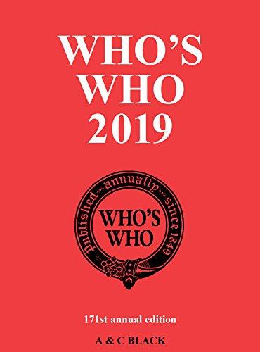 Who's Who 2019 por Bloomsbury