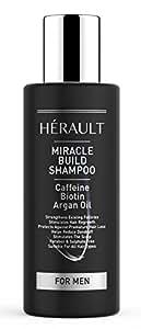 shampoing la caf ine miracle build anti perte de cheveux anti pellicules renforce les. Black Bedroom Furniture Sets. Home Design Ideas