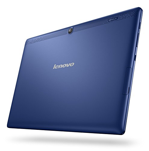 Lenovo TAB2 A10-30 25,65 cm (10,1 Zoll HD IPS) Media Tablet (QC APQ8009 Quad-Core Prozessor, 1,3GHz, 2GB RAM, 16GB eMMC, 2MP +  5MP Kamera, Touchscreen, Dolby Atmos Sound, Android 5.1) midnight blau - 5