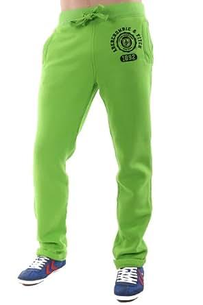 Abercrombie & Fitch - Homme - Pantalons / Sweatpants - 134-355-0075-030 - Vert - Xl