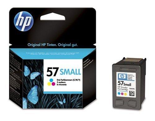 Preisvergleich Produktbild HP 57 klein cyan/magenta/gelb Original Tintenpatrone