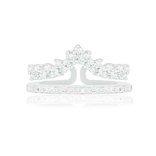 18k-white-gold-plated-princess-crown-tiara-cubic-zirconia-enhancer-guard-double-ring-size-l-1-2-usa-