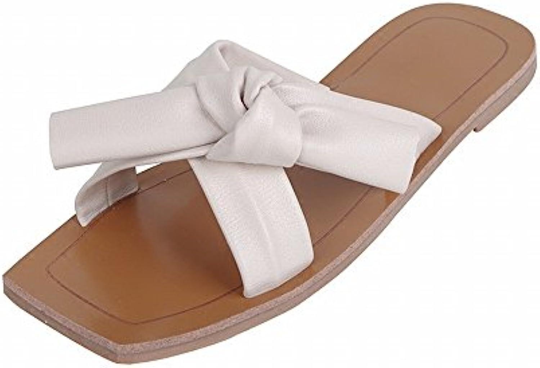 DHG Sandali Scarpe Estive Femminili Piatte Arco per il Tempo Libero Scarpe da Spiaggia Morbide Pigri Indossare... | Prezzo Pazzesco  | Uomo/Donne Scarpa