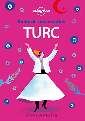 Guide de conversation Turc - 4ed par Lonely Planet LONELY PLANET