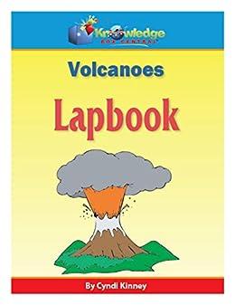 Volcanoes Lapbook: Plus FREE Printable Ebook (English Edition ...