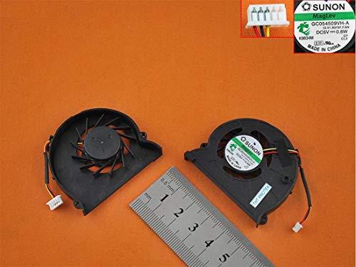 Kompatibel für IBM Lenovo Thinkpad X201, X201T Lüfter Kühler Fan Cooler Version 3, FRU: 60Y5453