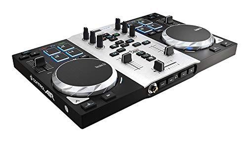 eck DJ Controller Air S Series (8 Pad, LED Party Light USB)