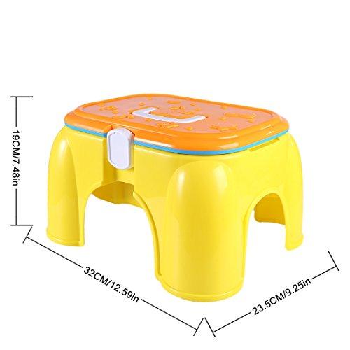 Batop Sandspielzeug Set, 12 Pcs Sandkasten Spielzeug Set mit Aufbewahrungsstuhl, Pretend Toys für Kinder Jungen und Mädchen über 3 Jahre