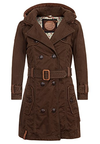 Naketano Female Jacket One for All Brownie, M