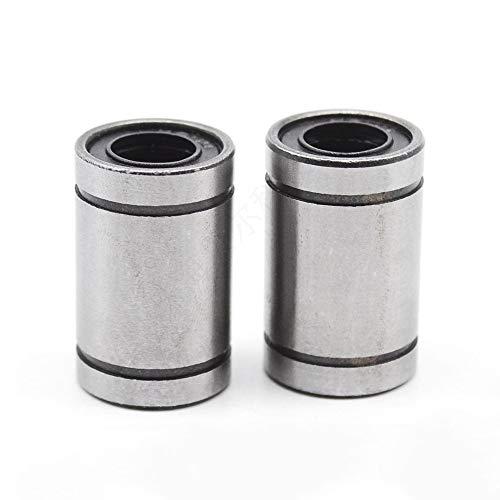 29 Drucker (Blackr LM10UU Linearlager, 10 x 19 x 29 mm, Kugellager für 3D-Drucker, 10 Stück)
