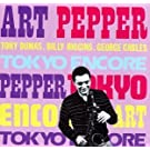 Tokyo Encore by Art Pepper