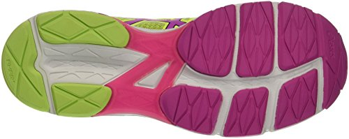 Asics Gel-Phoenix 8, Scarpe da Ginnastica Donna Giallo (Safety Yellow/Pink Glow/Black)