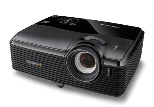 ViewSonic Pro8400 1080p Home Entertainment Projector (4000 Lumens, 4500:1 CR, 2xHDMI) Special