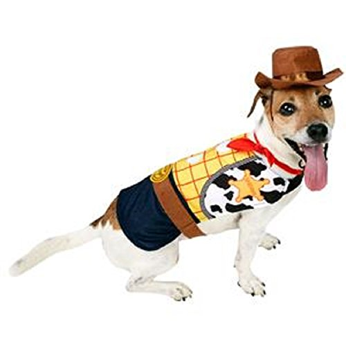 Woody Hund Kostüm - XS (Woody Kostüme Männer)