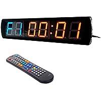 btbsign Workout MMA Tabata Home Gym Timer großes LED Countdown Uhr