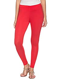 Stop by Shoppers Stop Womens Solid Leggings