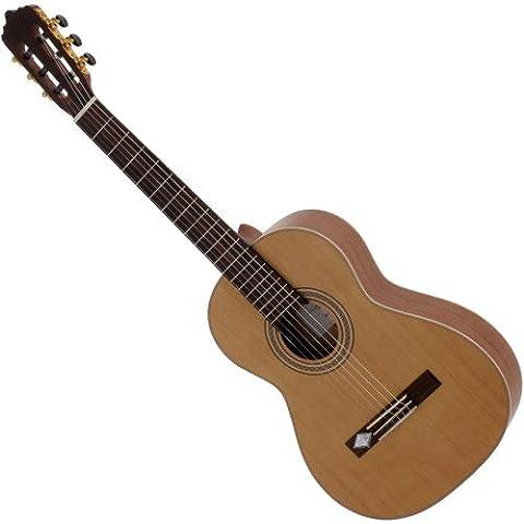 LaMancha Rubi CM/59 · Guitare classique gaucher